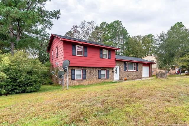 3213 Mcchoen Drive, Fayetteville, NC 28301 (MLS #629576) :: Weichert Realtors, On-Site Associates