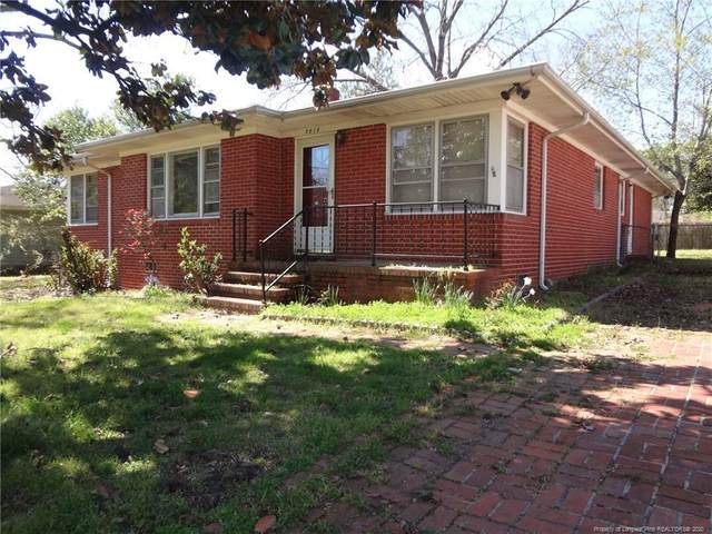 3816 Hartwell Road, Fayetteville, NC 28304 (MLS #629585) :: The Signature Group Realty Team