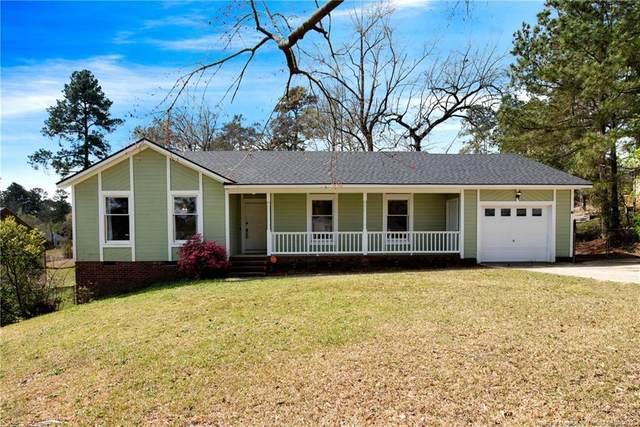 1609 Barber Avenue, Fayetteville, NC 28303 (MLS #629589) :: Weichert Realtors, On-Site Associates