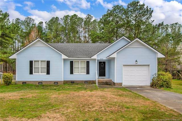 200 Kristin Avenue, Spring Lake, NC 28390 (MLS #629598) :: Weichert Realtors, On-Site Associates