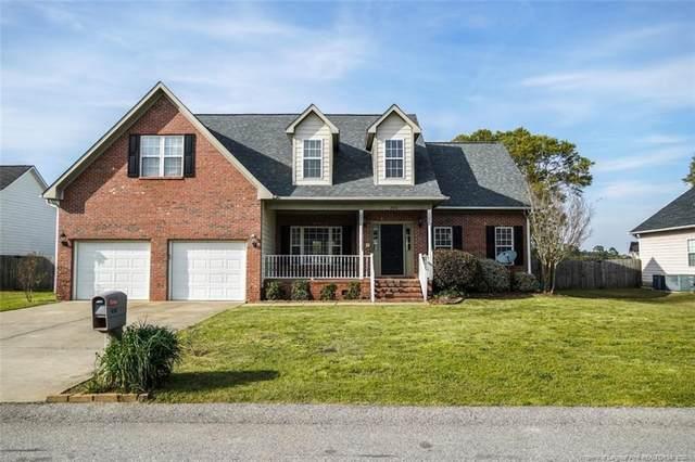 2612 Danzante Place, Fayetteville, NC 28306 (MLS #629603) :: Weichert Realtors, On-Site Associates