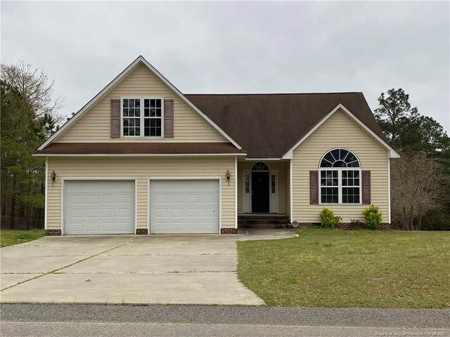 829 Pepperwood Drive, Fayetteville, NC 28311 (MLS #629610) :: Weichert Realtors, On-Site Associates