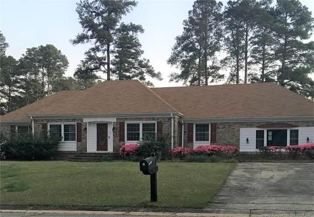 3313 Granville Drive, Fayetteville, NC 28303 (MLS #629613) :: Weichert Realtors, On-Site Associates