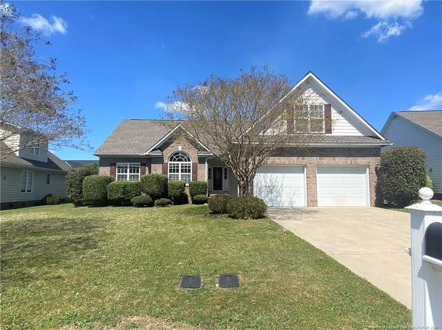 3930 Brookgreen Drive, Fayetteville, NC 28304 (MLS #629617) :: The Signature Group Realty Team