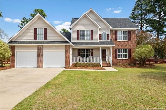 8400 Foxtrail Drive, Fayetteville, NC 28311 (MLS #629619) :: Weichert Realtors, On-Site Associates