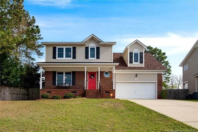 5011 Thackeray Drive, Fayetteville, NC 28306 (MLS #629626) :: Weichert Realtors, On-Site Associates