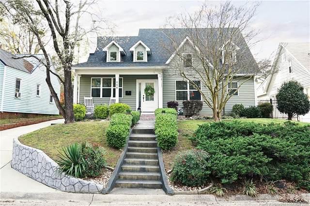 444 Rollingwood Circle, Fayetteville, NC 28305 (MLS #629640) :: Weichert Realtors, On-Site Associates