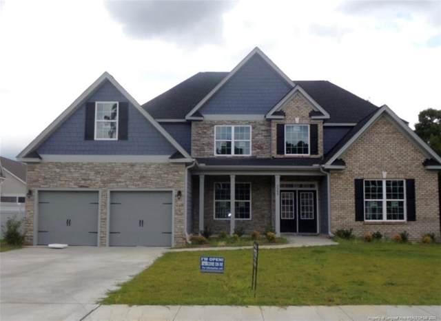 621 W Summerchase Drive, Fayetteville, NC 28311 (MLS #629647) :: Weichert Realtors, On-Site Associates