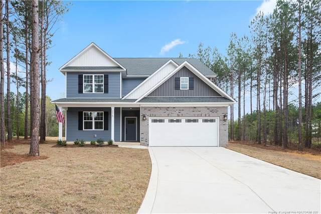 275 Magnolia Hill Drive, Carthage, NC 28327 (MLS #629653) :: Weichert Realtors, On-Site Associates
