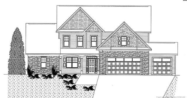 6220 Jacobs Creek (Lot 68) Circle, Fayetteville, NC 28304 (MLS #629675) :: Weichert Realtors, On-Site Associates