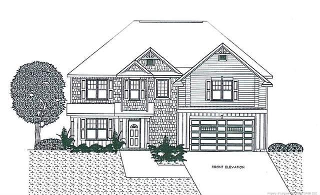 6224 Jacobs Creek (Lot 67) Circle, Fayetteville, NC 28304 (MLS #629677) :: Weichert Realtors, On-Site Associates