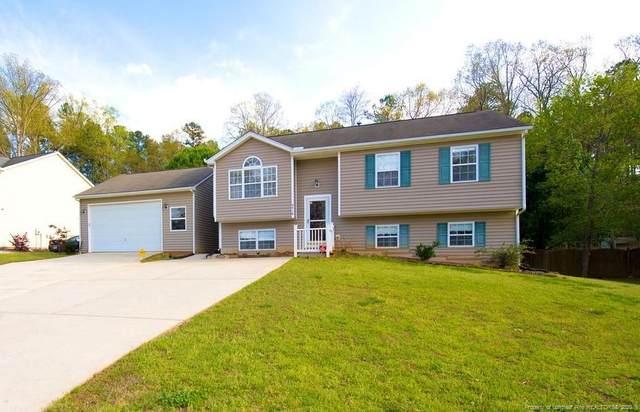 3516 Glade Run Drive, Sanford, NC 27330 (MLS #629761) :: Weichert Realtors, On-Site Associates