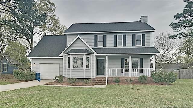 6805 Pin Oak Lane, Fayetteville, NC 28314 (MLS #629774) :: Weichert Realtors, On-Site Associates