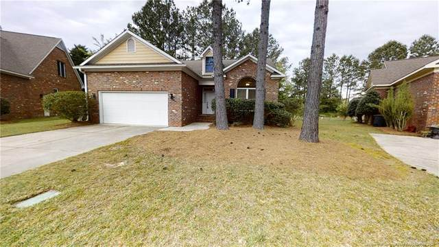 7041 Pitcairn Drive, Fayetteville, NC 28306 (MLS #629782) :: Weichert Realtors, On-Site Associates
