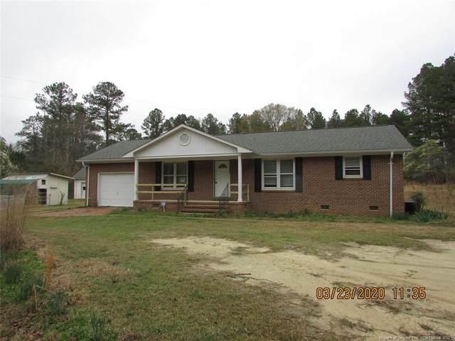 1144 Bluebird Lane, Fayetteville, NC 28311 (MLS #629812) :: Weichert Realtors, On-Site Associates