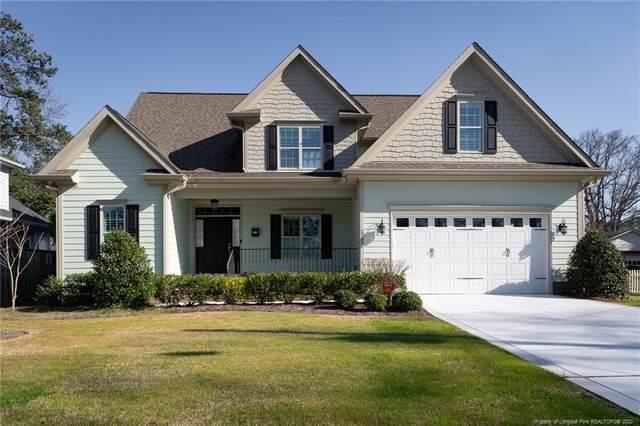 2503 Mcneill Circle, Fayetteville, NC 28303 (MLS #629814) :: Weichert Realtors, On-Site Associates