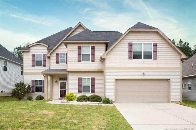 3709 Badin Lake Lane, Fayetteville, NC 28314 (MLS #629833) :: Weichert Realtors, On-Site Associates