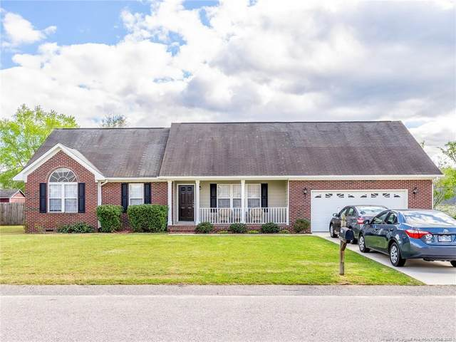 3619 Talus Road, Fayetteville, NC 28306 (MLS #629855) :: Weichert Realtors, On-Site Associates