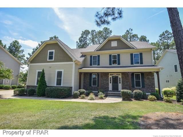 70 Plantation Drive, Southern Pines, NC 28387 (MLS #629866) :: Weichert Realtors, On-Site Associates