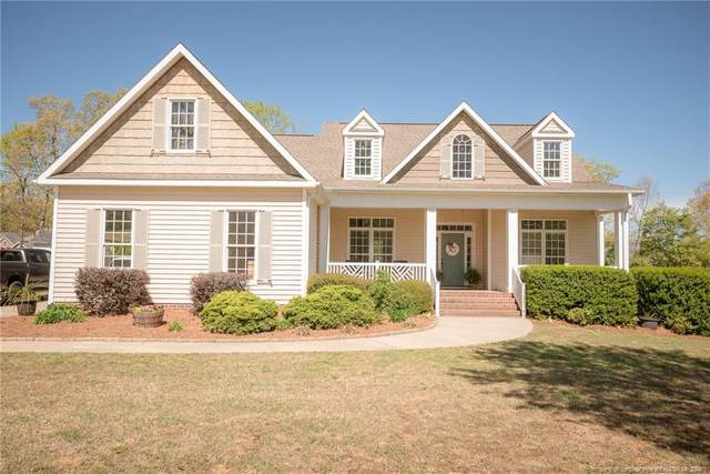 1509 Westfall Circle, Sanford, NC 27330 (MLS #629901) :: Weichert Realtors, On-Site Associates
