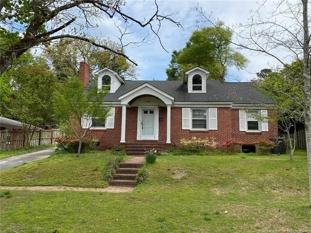 325 Valley Road, Fayetteville, NC 28305 (MLS #629934) :: Weichert Realtors, On-Site Associates