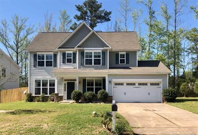 1128 Bombay Drive, Fayetteville, NC 28312 (MLS #629936) :: Weichert Realtors, On-Site Associates