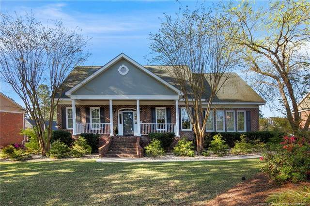 2812 Selhurst Drive, Fayetteville, NC 28306 (MLS #629945) :: Weichert Realtors, On-Site Associates