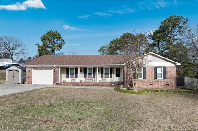 6832 Buttermere Drive, Fayetteville, NC 28314 (MLS #629946) :: Weichert Realtors, On-Site Associates