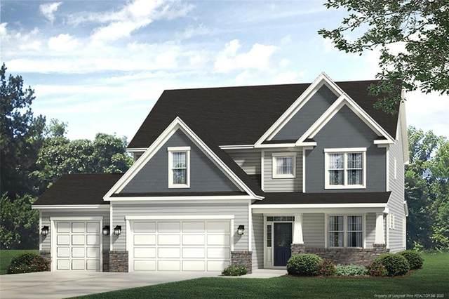 103 Cherry Hill Drive, Lillington, NC 27546 (MLS #629953) :: Weichert Realtors, On-Site Associates