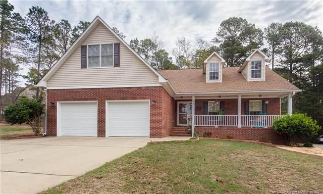 25 Oak Landing, Sanford, NC 27332 (MLS #629961) :: Weichert Realtors, On-Site Associates