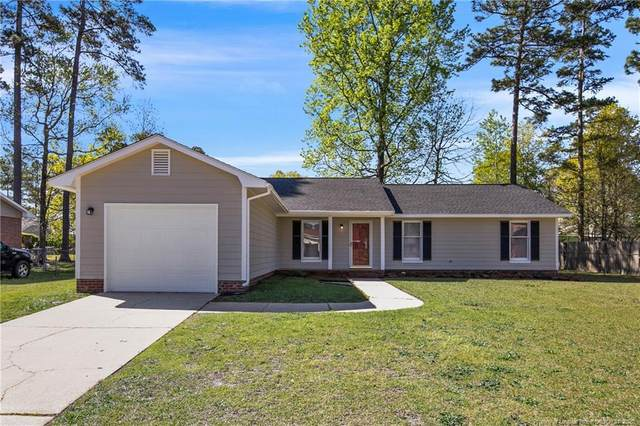 7233 Reedy Creek Drive, Fayetteville, NC 28314 (MLS #629969) :: Weichert Realtors, On-Site Associates