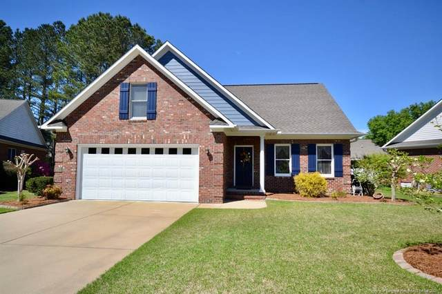 3136 Metthame Drive, Fayetteville, NC 28306 (MLS #629970) :: Weichert Realtors, On-Site Associates