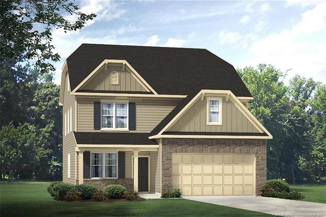 106 Sunnybrook Lane, Lillington, NC 27546 (MLS #629984) :: Weichert Realtors, On-Site Associates