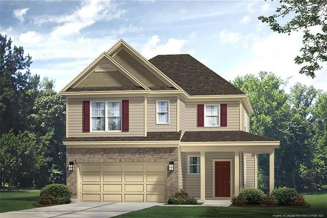 181 Hopeland Drive, Lillington, NC 27546 (MLS #629990) :: Weichert Realtors, On-Site Associates