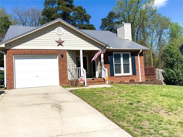 1239 Oak Knolls Drive NW, Fayetteville, NC 28314 (MLS #629992) :: Weichert Realtors, On-Site Associates