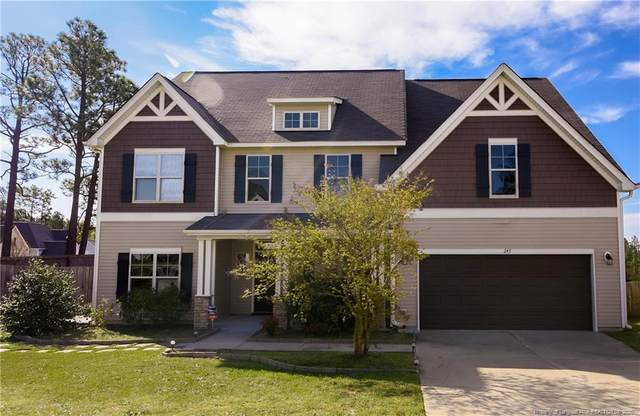245 Highgrove Drive, Spring Lake, NC 28390 (MLS #629998) :: Weichert Realtors, On-Site Associates