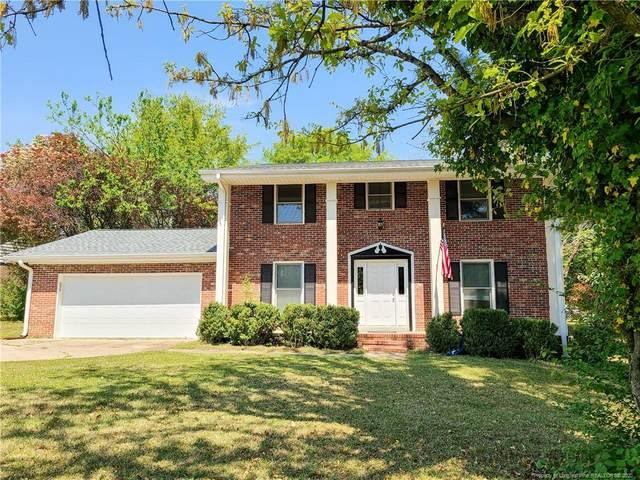 7102 Evanston Street, Fayetteville, NC 28314 (MLS #630000) :: Weichert Realtors, On-Site Associates
