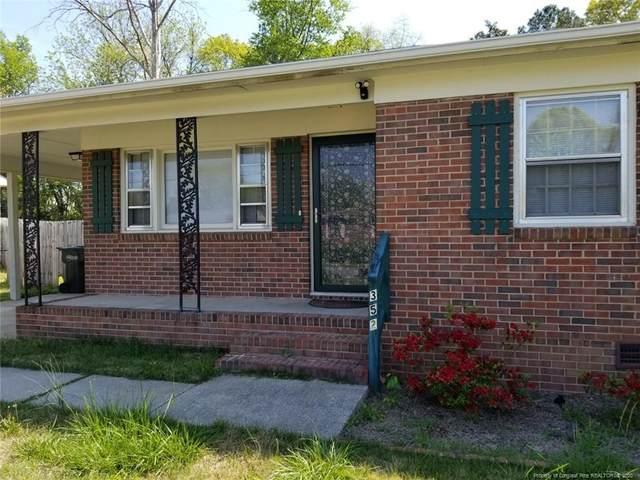 352 Longhorn Drive, Fayetteville, NC 28303 (MLS #630001) :: Weichert Realtors, On-Site Associates