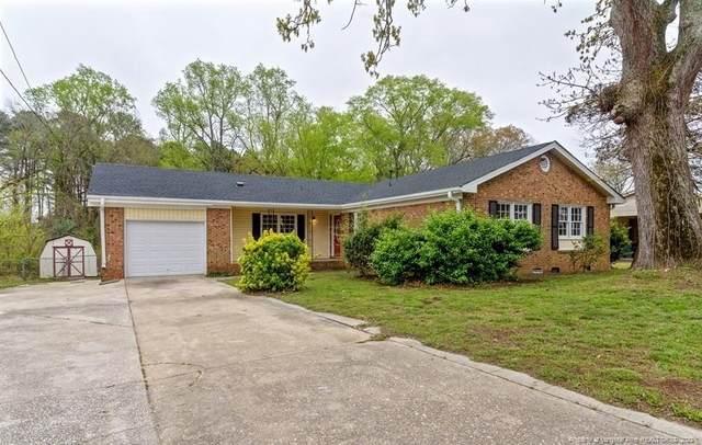 5402 Brookfield Road, Fayetteville, NC 28303 (MLS #630002) :: Weichert Realtors, On-Site Associates