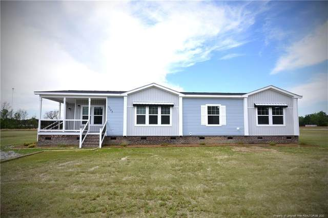 7795 N Chicken Road, Lumberton, NC 28358 (MLS #630008) :: Weichert Realtors, On-Site Associates