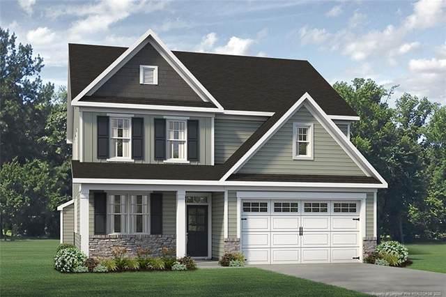 41 Cherry Hill Drive, Lillington, NC 27546 (MLS #630014) :: Weichert Realtors, On-Site Associates