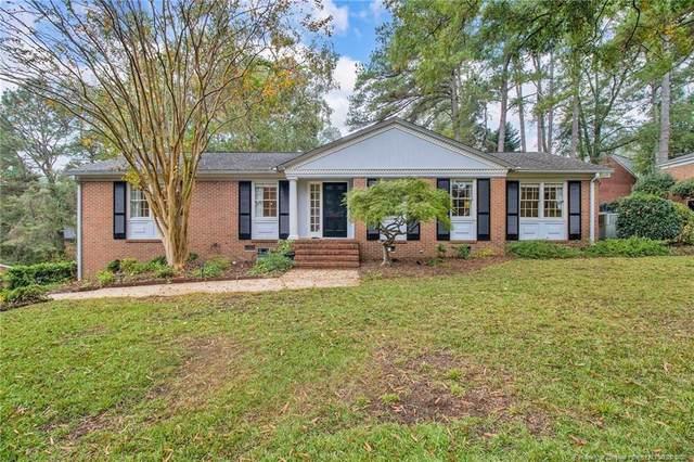 2611 N Edgewater Drive, Fayetteville, NC 28303 (MLS #630050) :: Weichert Realtors, On-Site Associates