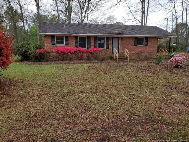 1001 Ringwood Road, Eastover, NC 28312 (MLS #630076) :: Weichert Realtors, On-Site Associates