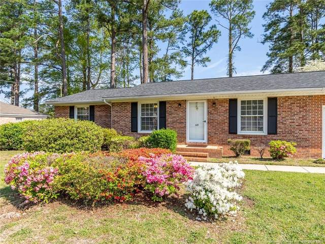 605 Helen Street, Fayetteville, NC 28303 (MLS #630083) :: Weichert Realtors, On-Site Associates