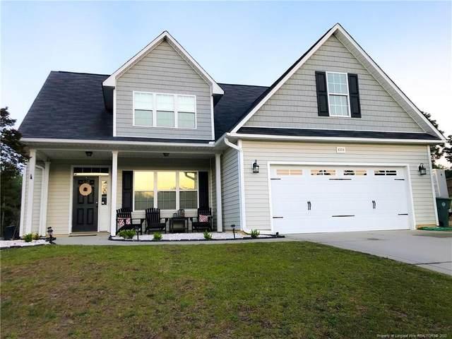 6354 Abercarn Way, Fayetteville, NC 28311 (MLS #630106) :: Weichert Realtors, On-Site Associates