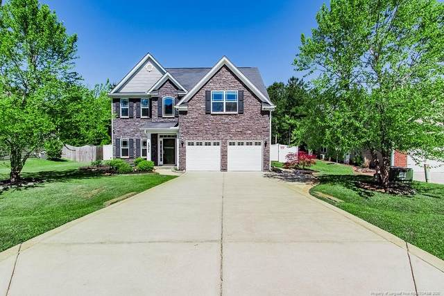 1521 Dulles Road, Hope Mills, NC 28348 (MLS #630233) :: Weichert Realtors, On-Site Associates
