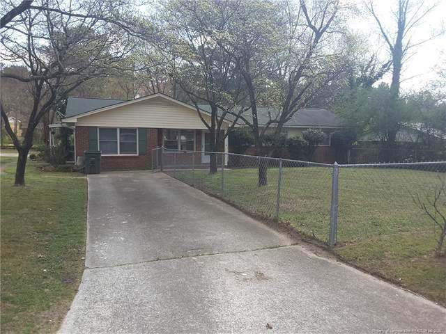 7607 Decatur Drive, Fayetteville, NC 28303 (MLS #630263) :: Weichert Realtors, On-Site Associates