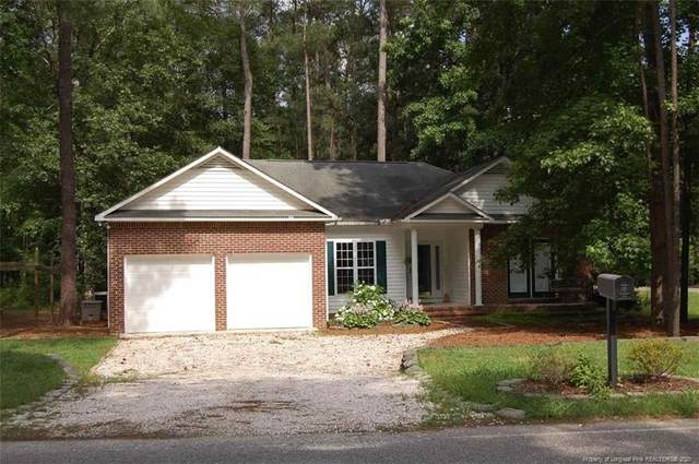 695 River Birch Drive, Vass, NC 28394 (MLS #630306) :: The Signature Group Realty Team
