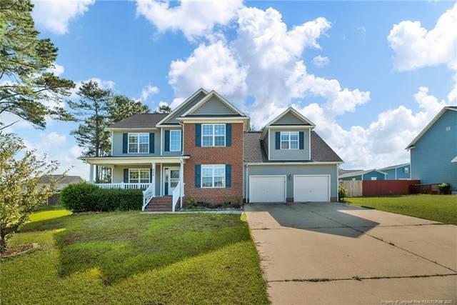 624 Crystal Spring Drive, Sanford, NC 27332 (MLS #630367) :: Weichert Realtors, On-Site Associates