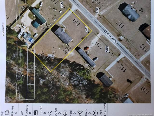 555 Ralph Hunt Boulevard #19, ORRUM, NC 28369 (MLS #630389) :: The Signature Group Realty Team